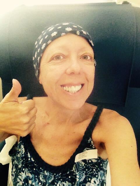 10-11-15 good news at chemo